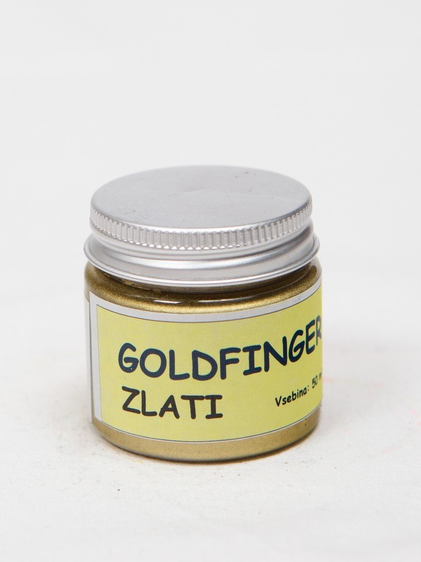 GOLD FINGER ZLAT 50 ml